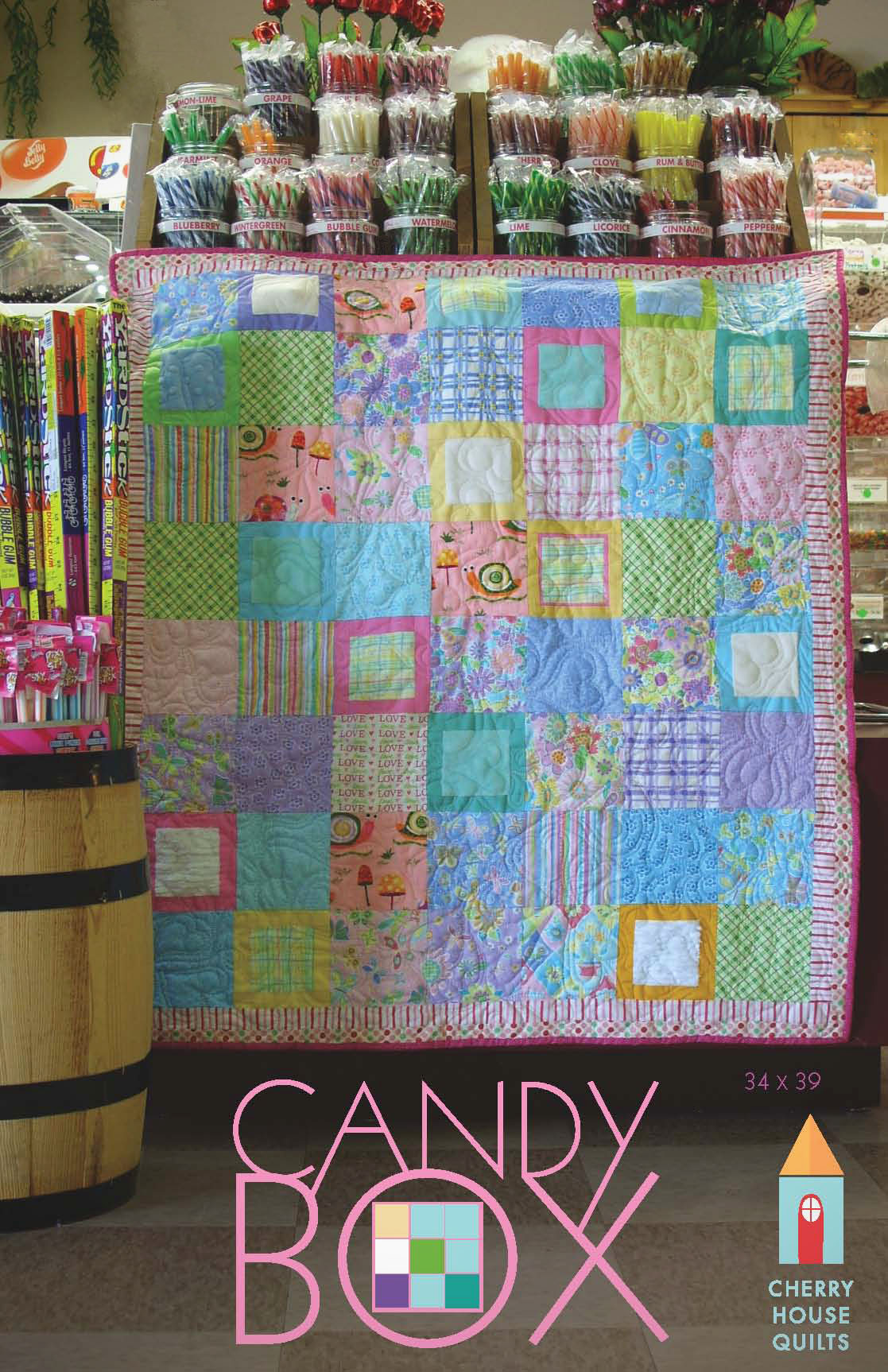 Cherry House Quilts: Pattern Store : house patterns for quilts - Adamdwight.com