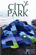 CITY PARK PATTERN CVR