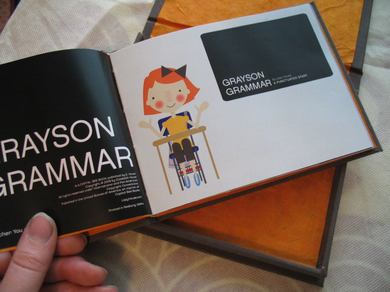 Grayson grammar