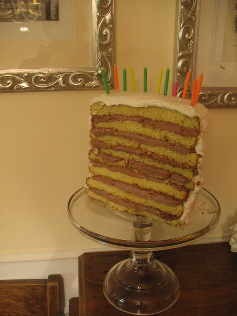 Cake hilarity