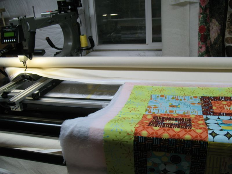 Quilt vs machine