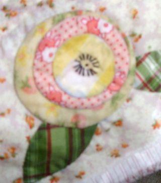 Circle flower 001