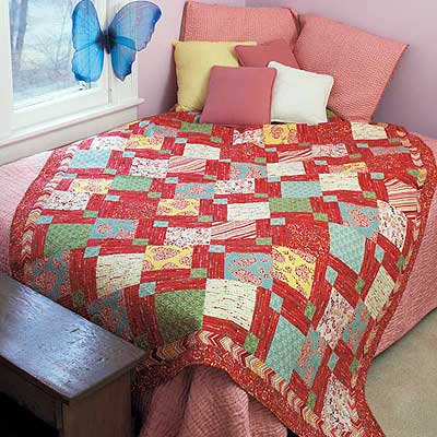 Cherry House Quilts Sweet Melissa Quilt Pattern