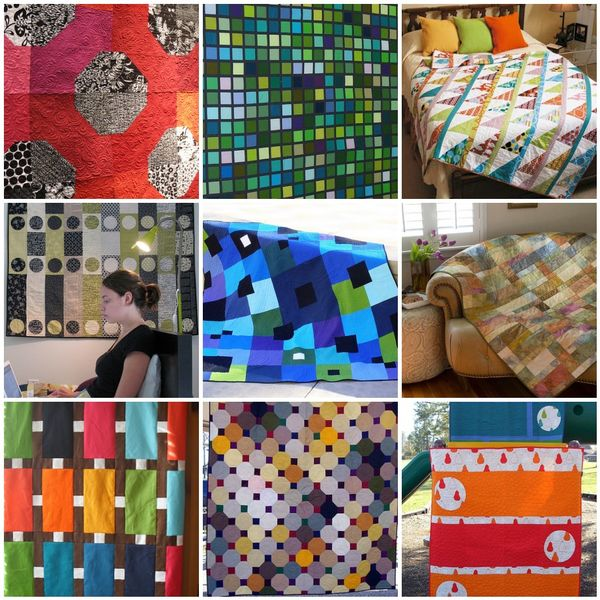 Cherry house quilts what does modern quilting mean to me - What does contemporary mean ...