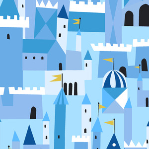Lizzy_house_castle_peeps_castle_town_in_royal_blue