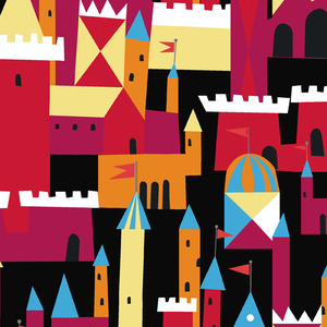 Lizzy_house_castle_peeps_castle_town_in_cardinal_red