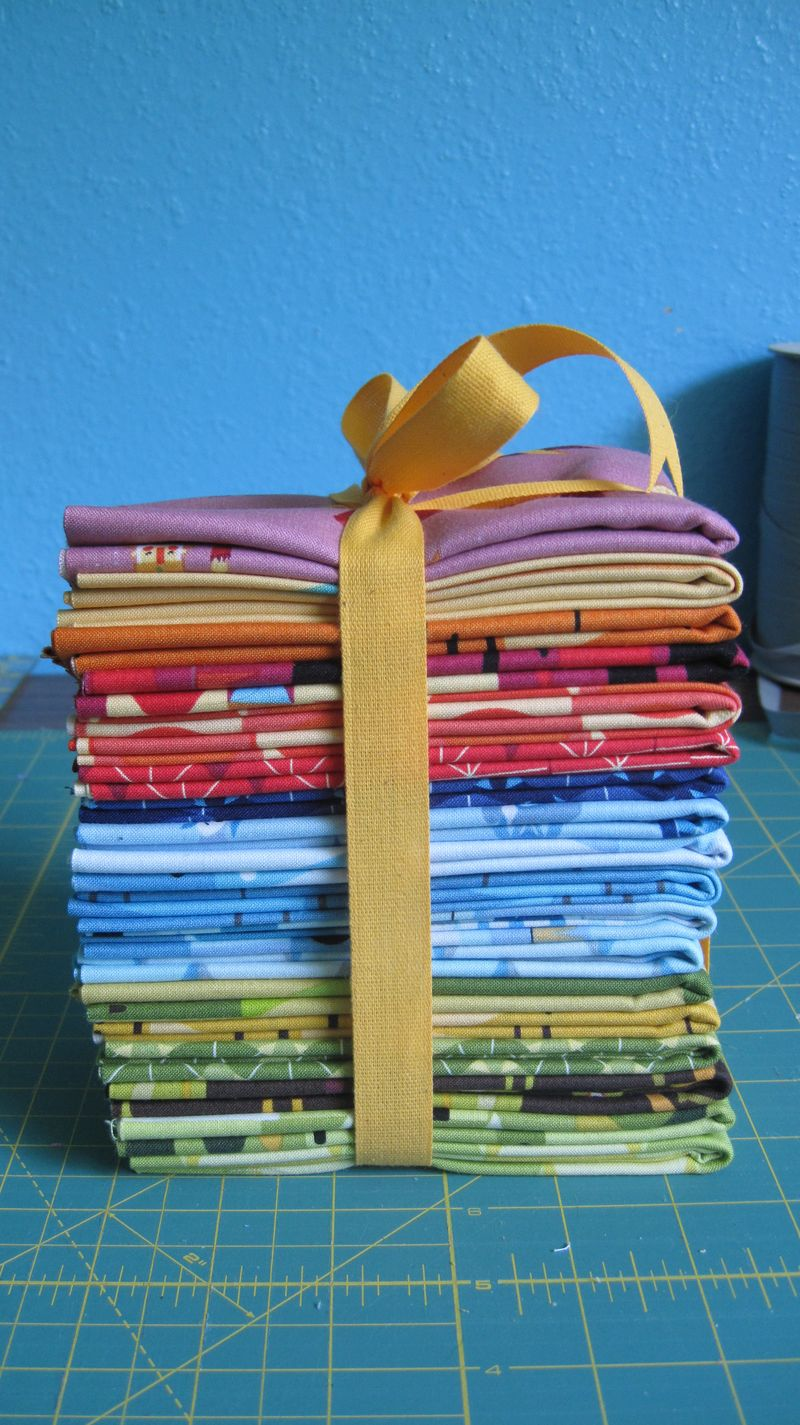 Castle peeps fat quarters 2