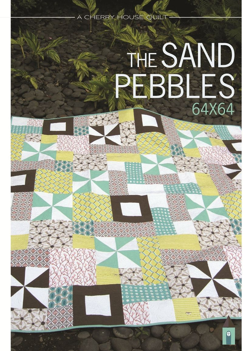 Sand pebbles cover for web