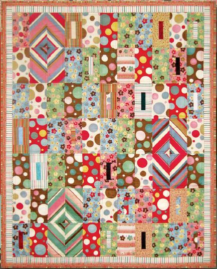 Cherry House Quilts: One more free quilt pattern! : fons and porter free quilt patterns - Adamdwight.com