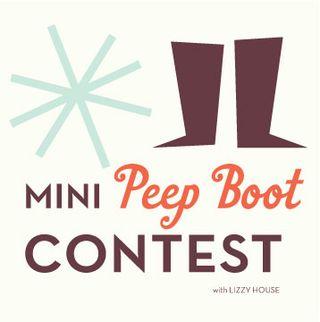 Mini-peep-boot-contest