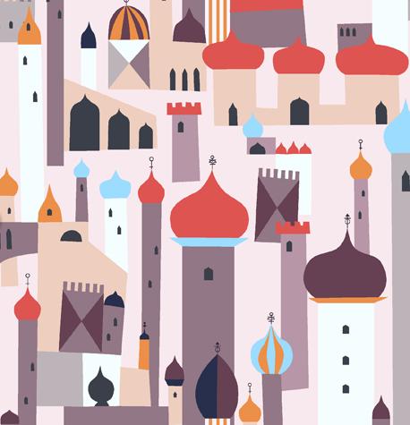 Jinne orange royal city
