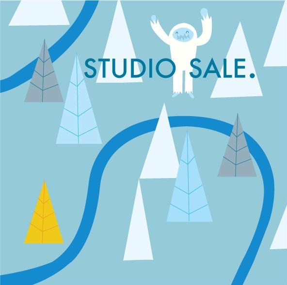 Studio-sale!!!
